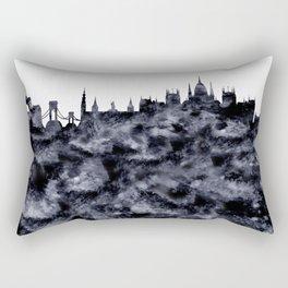 Budapest Hungary Skyline Rectangular Pillow