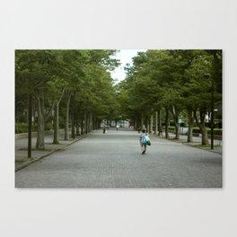 aimless Canvas Print