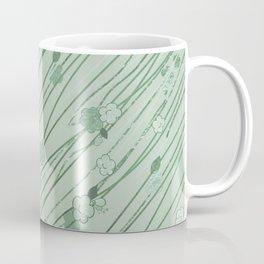 Creeping Flower & Leaves 10 Coffee Mug