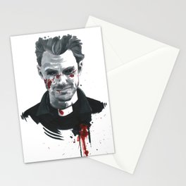 Trust Me, I'm a priest. Stationery Cards