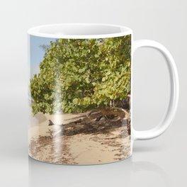 Playa Larga Beach Landscape Cuba Trees Seascape Snorkel Swimming Scuba Tropical Paradise Latin Ameri Coffee Mug