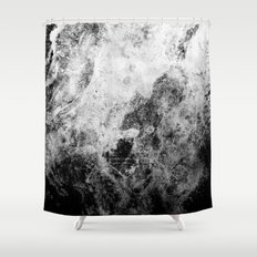 Abstract XVII Shower Curtain