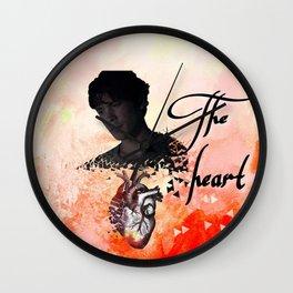 Bellamy: The Heart Wall Clock