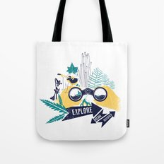 EXPLORE.DREAM.DISCOVER Tote Bag