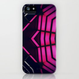 PINK_01 iPhone Case