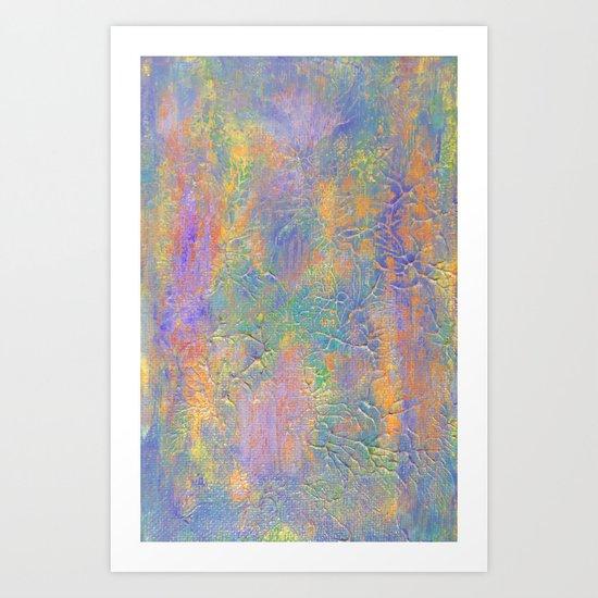 ROOTS 2 - RETRO Art Print