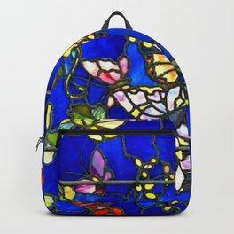 """John La Farge """"Butterflies and Foliage"""" window. 1889 (2.) Backpack"""