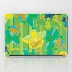 Fluor Flora - Acid iPad Case