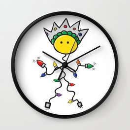 SEEDZ - NOELITE Wall Clock