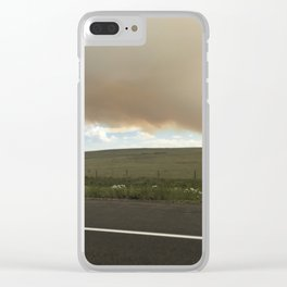 I-25 Storm Clear iPhone Case