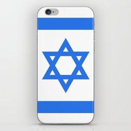 Israel Flag iPhone Skin