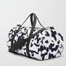 Graffiti art background Duffle Bag