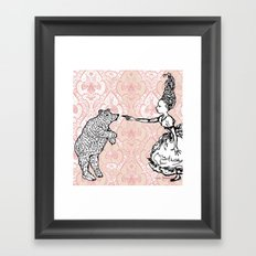 Espiègle / Mischievious Framed Art Print