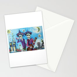 Secrets Of The Mariachi Stationery Cards