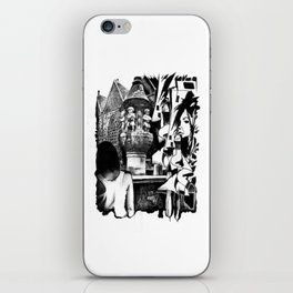 Fontain iPhone Skin