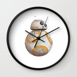 StarWars BB8 astromech droid Wall Clock