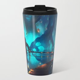 Magical Swamp Travel Mug