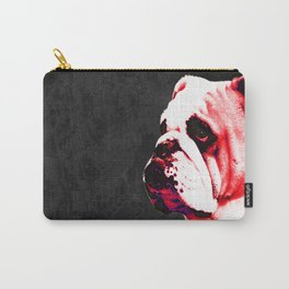Southern Dawg By Sharon Cummings Carry-All Pouch