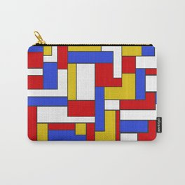 Inspired by a Bus Carry-All Pouch