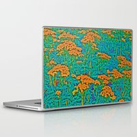 weed Laptop & iPad Skins featuring Weed Patch by Anne Millbrooke