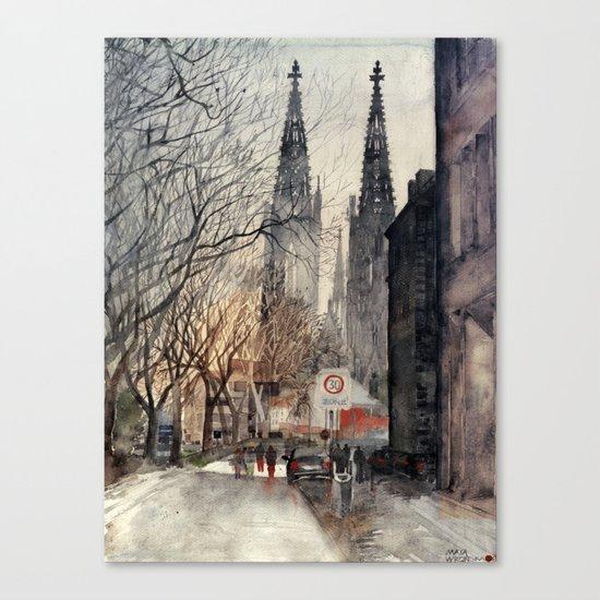 Cologne Canvas Print