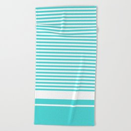 Vintage T-shirt No16 Beach Towel