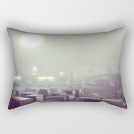 Travels Rectangular Pillow
