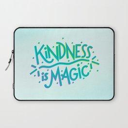 Kindness is Magic Laptop Sleeve