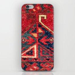 Ersari Turkmen Door Frame Print iPhone Skin