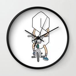 Give a heck Wall Clock