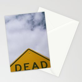 D E A D Stationery Cards