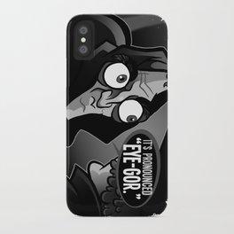 You Heard Wrong iPhone Case