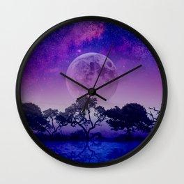 The Nile Wall Clock