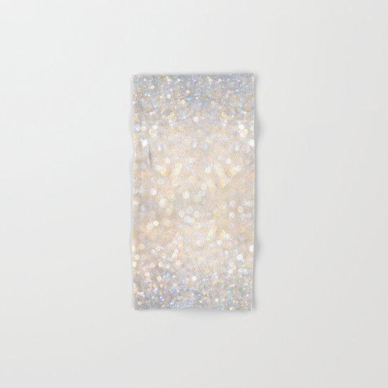 Glimmer of Light II Hand & Bath Towel
