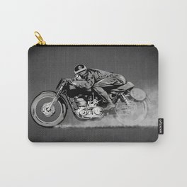 The Motorcycle Dust Devil Carry-All Pouch