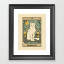 Temperance Framed Art Print