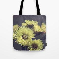Antique Bouquet  Tote Bag