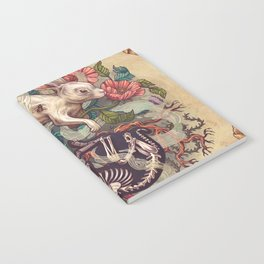 Dust Bunny Notebook