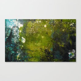 Forgotten path Canvas Print