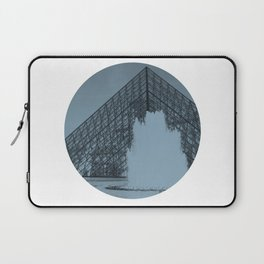 Louvre Fountain Laptop Sleeve