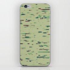 Pixelmania XI (color version) iPhone Skin