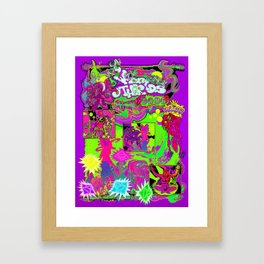 Other Worlds: The Game Framed Art Print