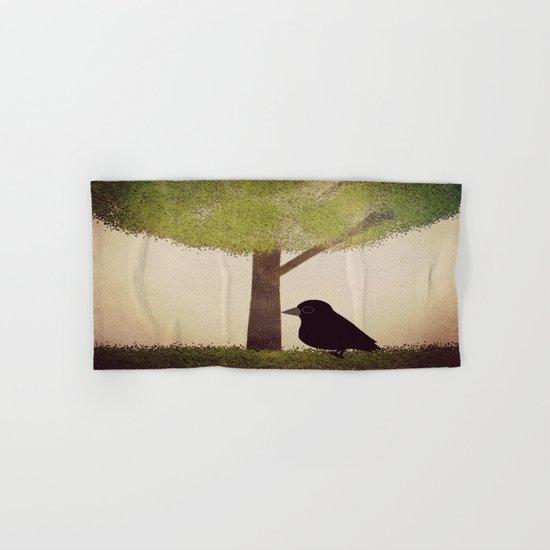 Crow-884 Hand & Bath Towel