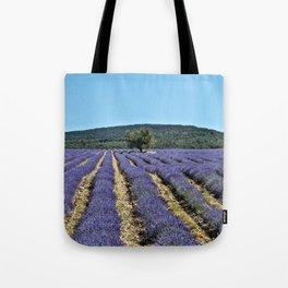 Lavender field, Provence, France Tote Bag