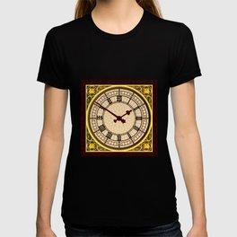 Big Ben at Clock Face T-shirt