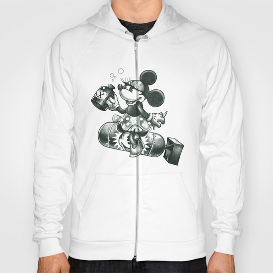 BOMBS AWAY Hoody