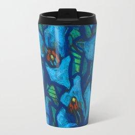 The Blue Puya Travel Mug