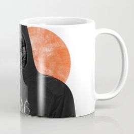 The Satanic Metal Crow Coffee Mug