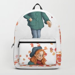 Just a two of us (autumn) Backpack
