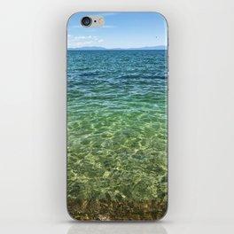Keep Tahoe Ombre iPhone Skin